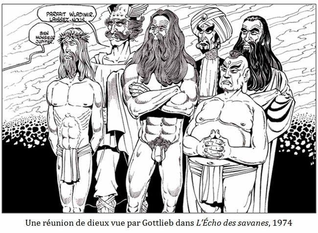 Dieux de Gottlieb