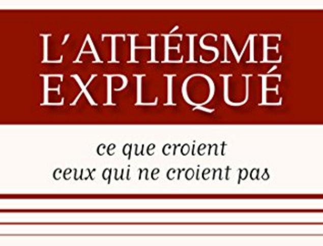 atheisme explique