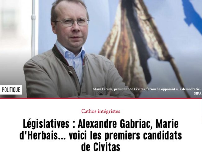 Civitas legislatives