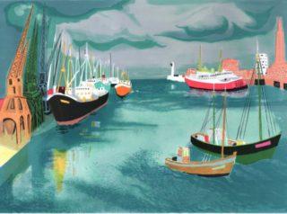 Georges Lambert Port du Havre