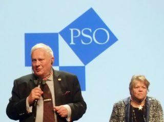 Paul Rich et Margaret Jacob