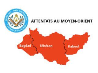 attentats MoyenOrient