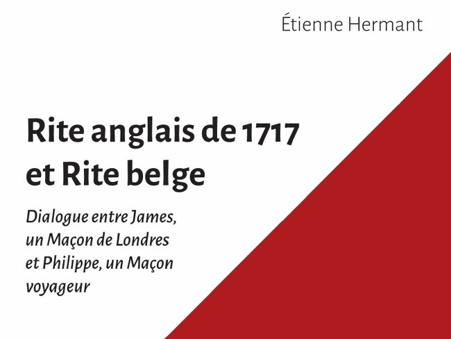rite anglais et rite belge