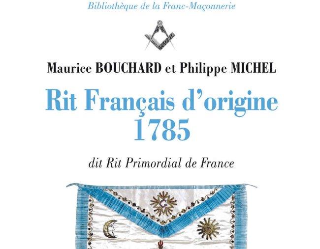 Rit Francais d'origine