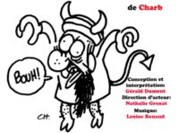 lettre Charb