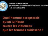 femmes 25 novembre