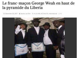 Georges Weah