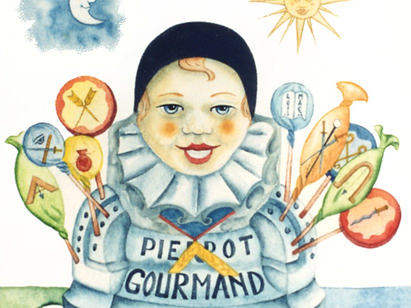 Pierrot gourmand