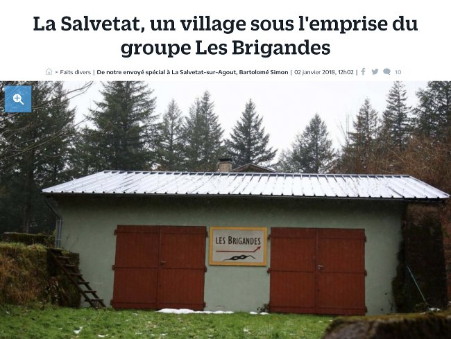 Les Brigandes 020118
