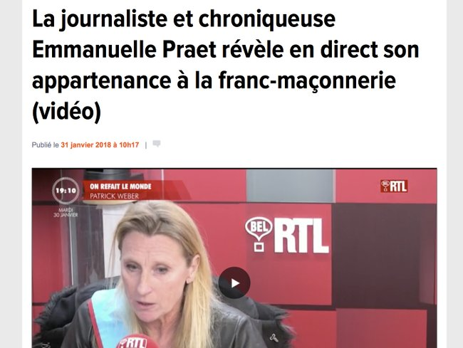 Emmanuelle Praet FM