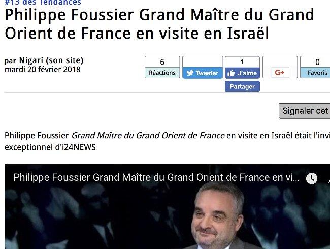 Foussier Israel