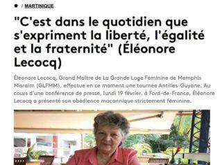 GLFMM Martinique