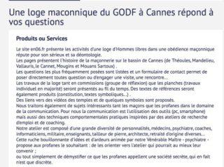 GODF Cannes rank