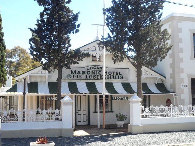 Logan Masonic Hotel