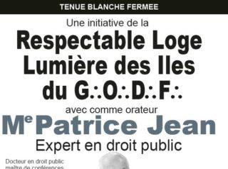 TBF Lumiere des Iles