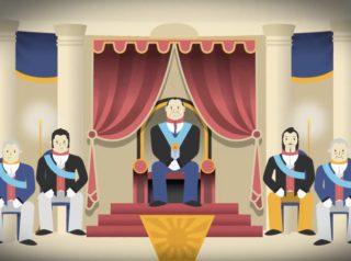 animation 300 ans GO