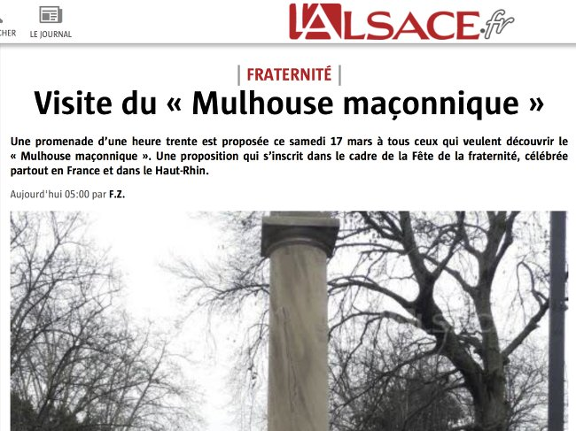 Mulhouse maconnique 170318