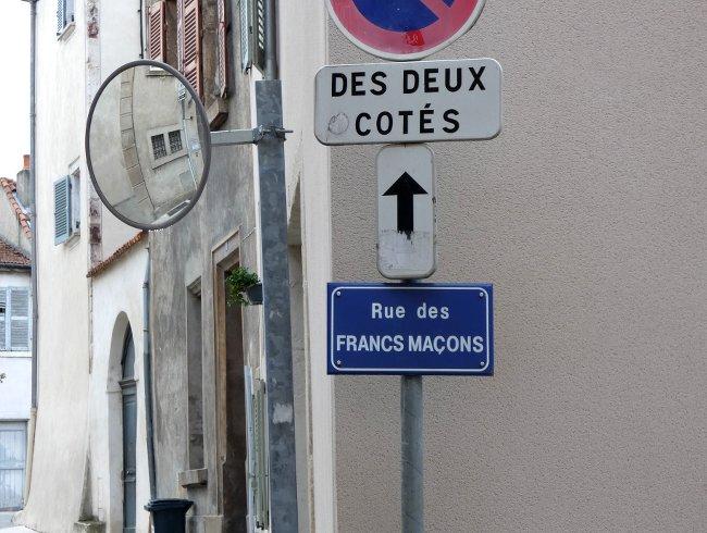 rue des FM Brioude