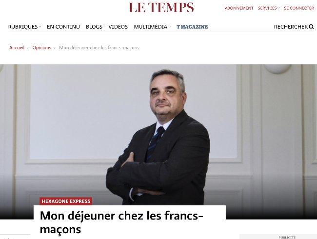 Le Temps 040418
