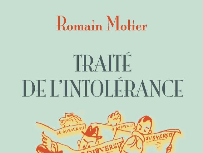Traite de l intolerance