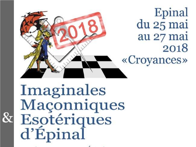 Imaginales Epinal 2018