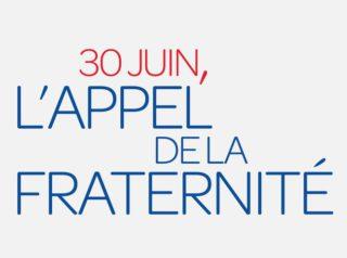 30 juin 18 Appel fraternite