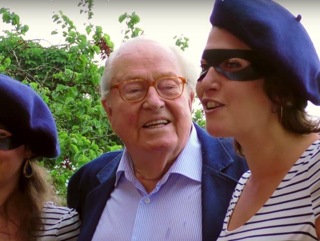 Le Pen et Les Brigandes