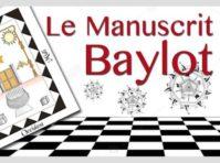 manuscrit Baylot