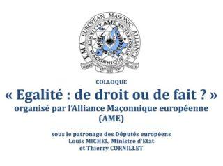 Colloque AME