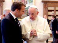 Macron et François