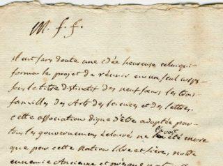 lettre Roucher