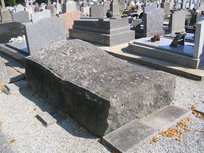 Tombe Joseph Telvas