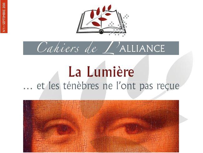 cahiers de l'Alliance