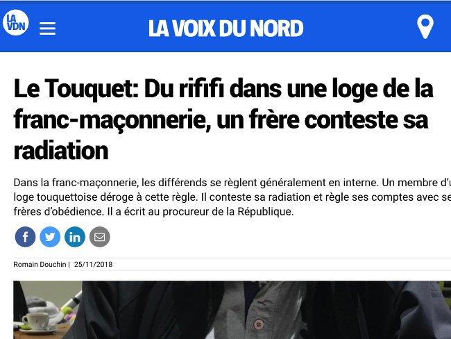 Le Touquet 251118