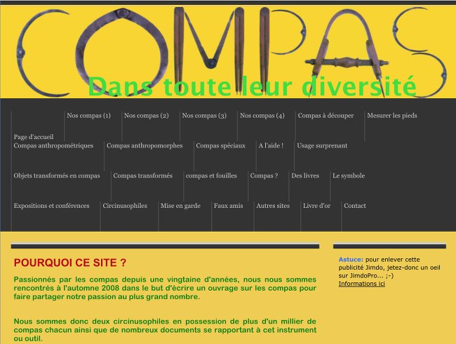 Site Compas