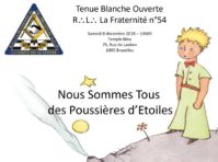 TBO Poussiere etoile 081218
