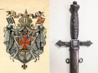 Glaive Ordre du Temple