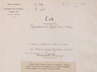 Loi de 1905