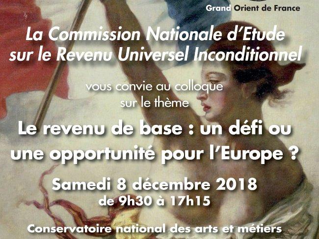 Revenu Universel 081218