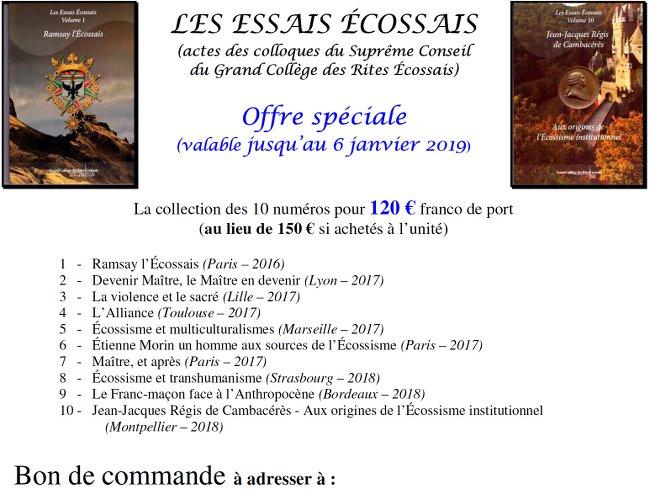 promo Essais Ecossais