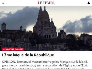 Le Temps 300119