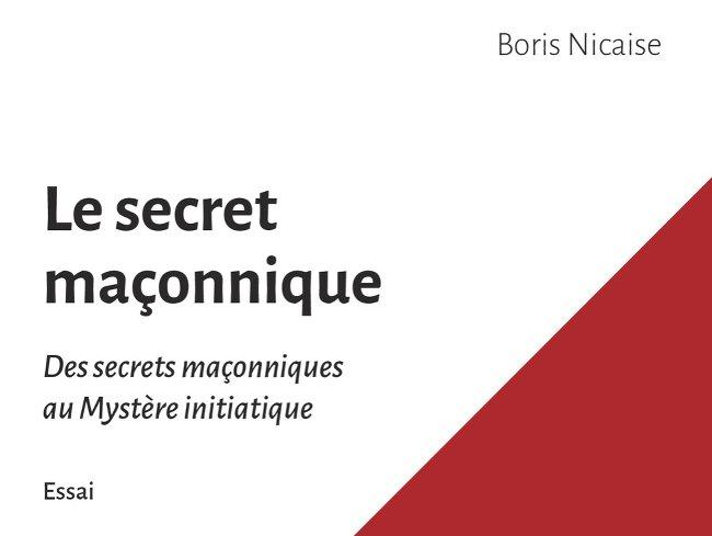 Secret maconnique Nicaise