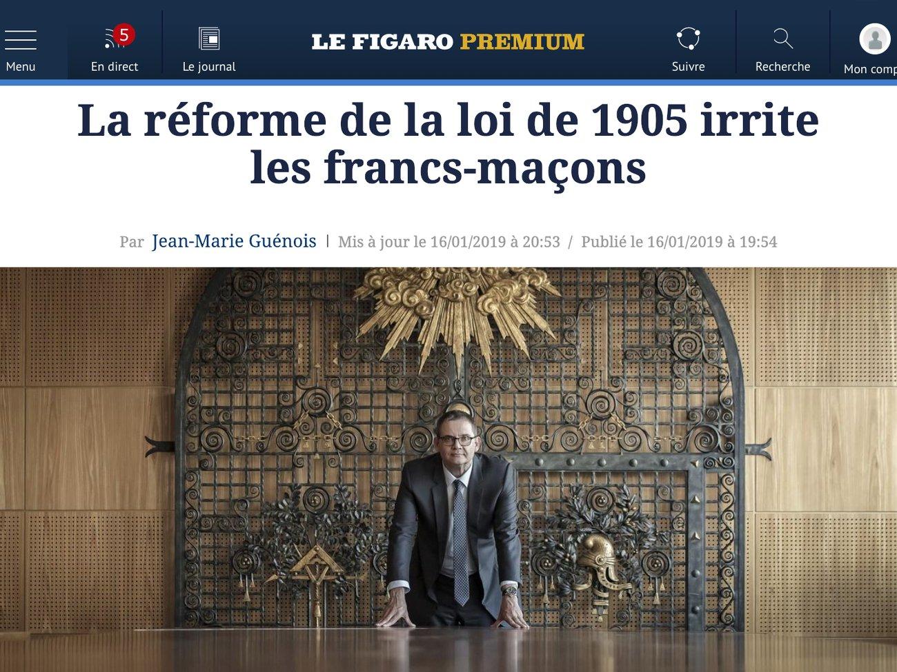 le Figaro 170119