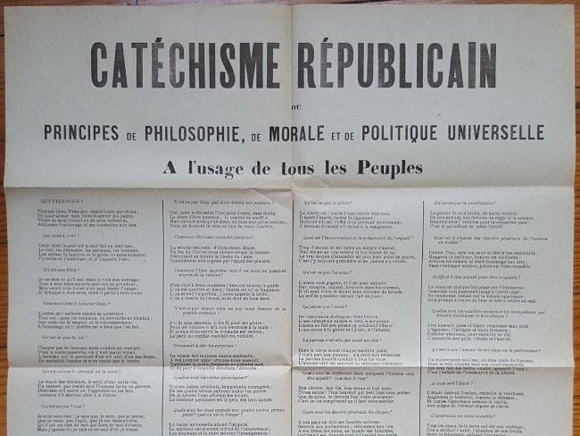 Cate Republicain
