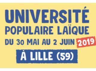 UPL2019 Lille