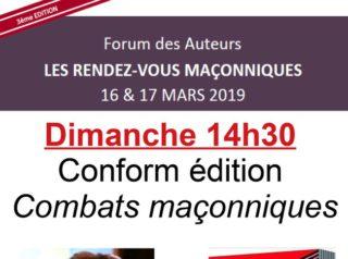 Blois 2019 forum des auteurs