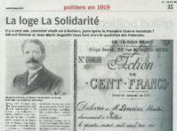 La solidarite Poitiers