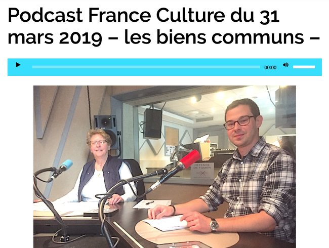 DH Podcast du 310319