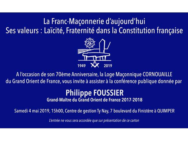 Foussier Quimper 040519