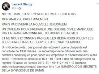 Glauzy Notre Dame